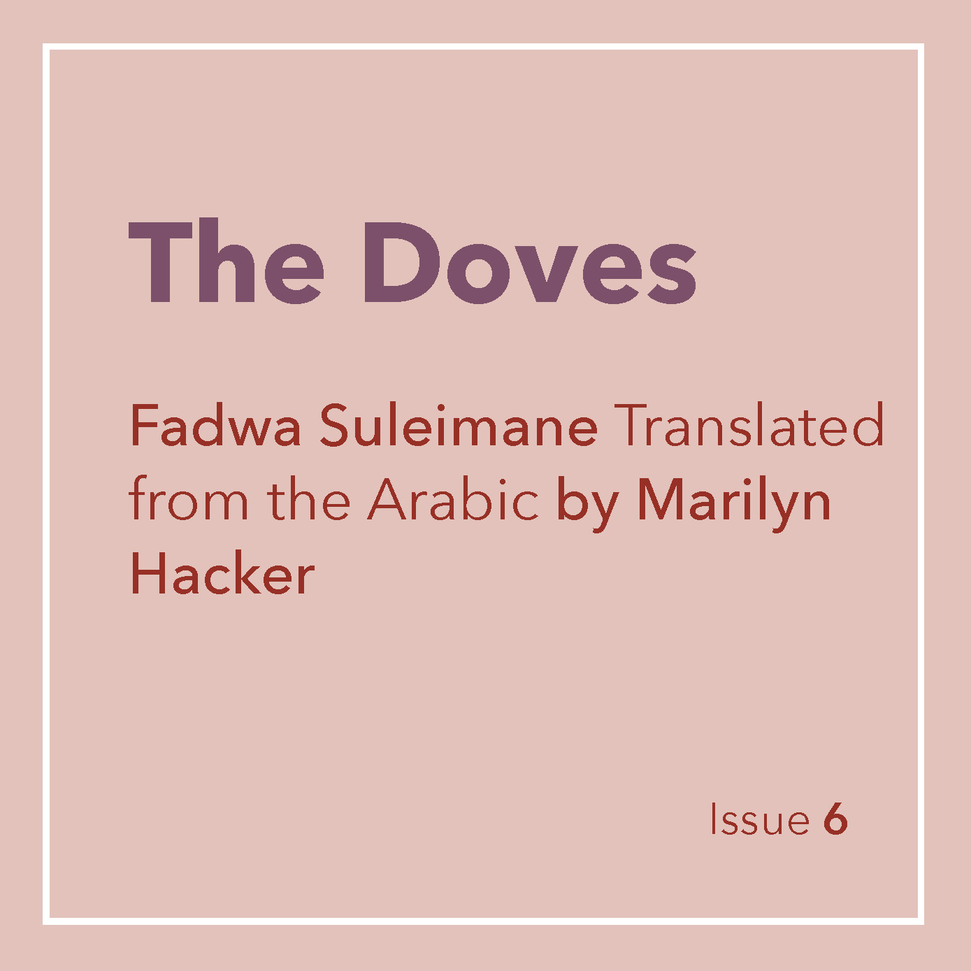 The Doves - Rusted Radishes